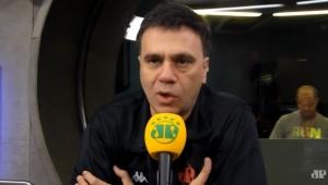 """""""Deyverson não é 9 ideal, mas pode ser 16 eficiente"""", diz Mauro Beting"""