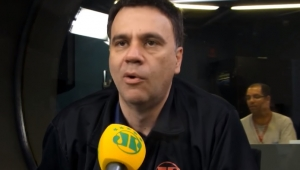 """""""Erro da arbitragem não tira mérito do Corinthians"""", ressalta Mauro Beting"""