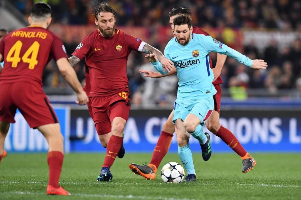 5add8aaaa9 EFE Palmas para a Roma. E para esse esporte sem favoritos.