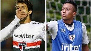 """São Paulo planeja vender Rodrigo Caio eCuevapara """"pagar"""" contratações"""