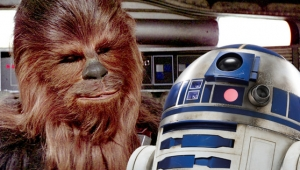 Chewbacca e R2-D2 anunciarão escolha dos 49ers no Draft 2018 da NFL