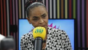 Marina Silva: 'A proposta de segurança do Bolsonaro foi desmoralizada em um ato contra ele mesmo'