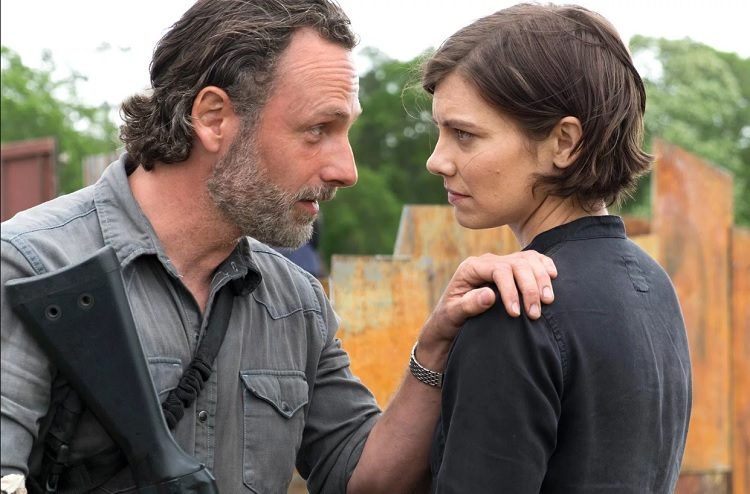 Lauren Cohan é CONFIRMADA para a 9ª Temporada de The Walking Dead