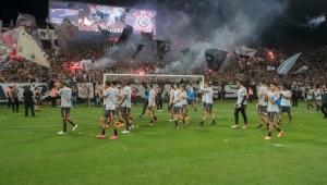 Corinthians confirma treino aberto antes da semifinal contra Flamengo