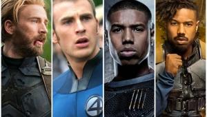 Atores que viveram outro herói nos cinemas