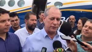 Após fora de Joaquim Barbosa, PSB pode formar aliança nacional com Ciro Gomes