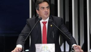 Defesa diz que Ciro Nogueira está no exterior e que não sabe sua localização