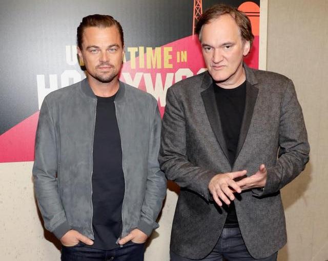 DiCaprio e Brad Pitt serão nova dupla mítica do cinema, diz Tarantino