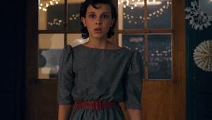 """Eleven terá história linda"", destaca Millie Bobby Brown"