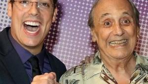 Fábio Porchat e Agildo Ribeiro