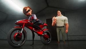 Os Incríveis 2 se torna animação com maior abertura da história dos EUA
