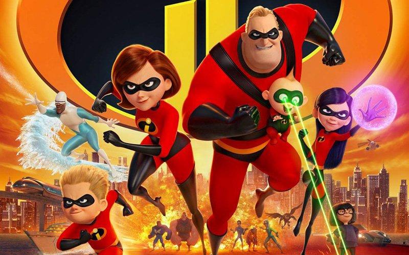 Os Incríveis 2 ganha um novo trailer oficial; assista