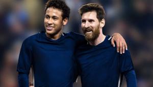 Em meio a rumores, Neymar exalta Messi: 'Fazíamos uma dupla espetacular'