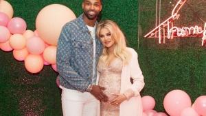 Mesmo com nascimento da filha, Khloe Kardashian e o namorado não estão se falando