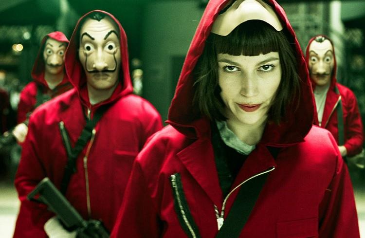 Netflix anuncia terceira parte de 'La Casa de Papel'