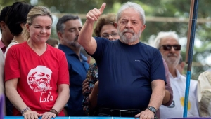 PT lança Lula candidato