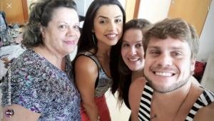 Paula viaja para Goiás para conhecer família de Breno
