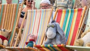 """Turma do ursinho Pooh aparece reunida pela 1ª vez em """"Christopher Robin"""""""