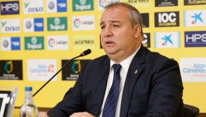 Presidente de time espanhol Las Palmas é detido em aeroporto