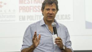 TJ de SP rejeita ação de improbidade contra Haddad por 'pegadinha'