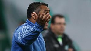 Roger ensaia time titular do Palmeiras em coletivo contra equipe sub-20