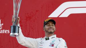 Hamilton vence GP da Espanha com facilidade e amplia vantagem na liderança da temporada