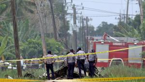 Morre uma das três sobreviventes do acidente aéreo em Cuba