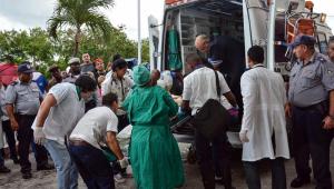 """Sobreviventes do acidente aéreo em Cuba seguem em estado """"crítico extremo"""""""
