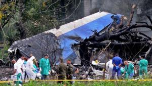 Cuba recupera uma das caixas-pretas do avião que caiu em Havana