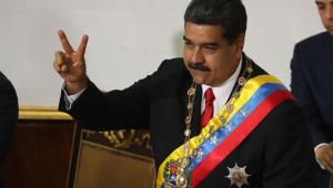 Maduro toma posse e destaca legitimidade das eleições na Venezuela