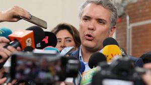Iván Duque é o novo presidente da Colômbia