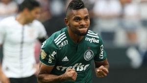 Após cirurgia, Borja publica foto e agradece carinho da torcida do Palmeiras