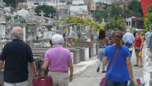 Corpo de rapper morto em 2015 desaparece de um dos principais cemitérios do Rio de Janeiro