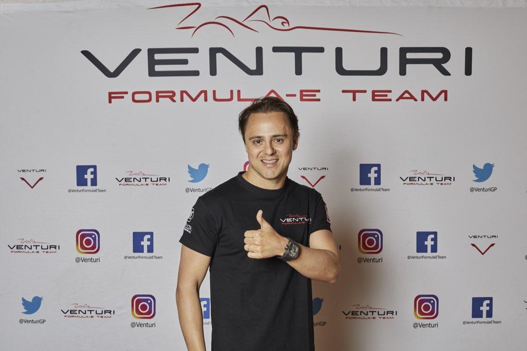 Felipe Massa confirma ida para Fórmula E
