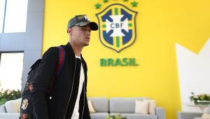 Com chegada de Coutinho, acabam apresentações da Seleção Brasileira na Granja Comary