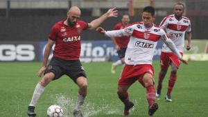 Lateral ex-São Paulo se destaca por gols marcados e projeta volta por cima do Brasil-RS na Série B