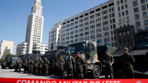 "Inteligência Militar dos EUA espionou ""hexágono"" brasileiro"