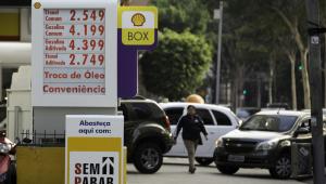 Bruno Covas admite que falta de combustível pode afetar coleta de lixo em São Paulo