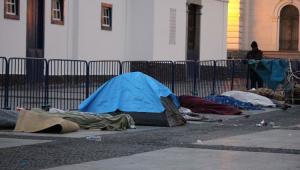 São Paulo registra a madrugada mais fria e dois moradores de rua são encontrados mortos