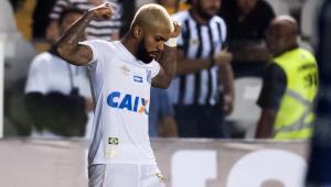"""Gabigol quer que Jair Ventura fique no Santos: """"ele tem sido espetacular"""""""