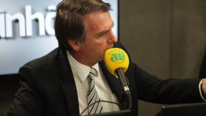 Projetos do governo são peças de ficção, diz Jair Bolsonaro