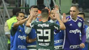 Palmeiras empata com o América-MG e avança às quartas da Copa do Brasil