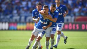 Arrascaeta brilha, Cruzeiro vence por 2 a 0 e frustra aniversário do Sport