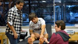 Rodrigo Caio inicia processo de recuperação no São Paulo