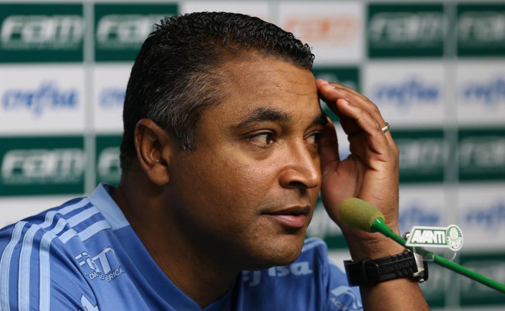 e48ca2d216586 ... Roger Machado saiu do Palmeiras após derrota para o Fluminense e desde  então o time não perdeu no Brasileirão