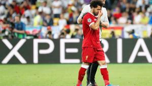 """Salah fala em """"noite difícil"""", mas demonstra otimismo para Copa do Mundo"""