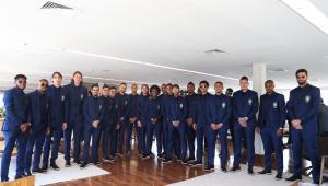 Seleção Brasileira embarca para segunda etapa de treinos na Europa