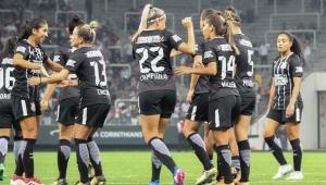Corinthians, feminino, itaquera