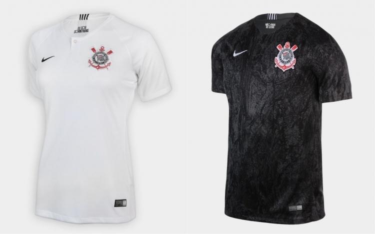 Camisas do Corinthians para 2018 são lançadas e homenageiam Democracia