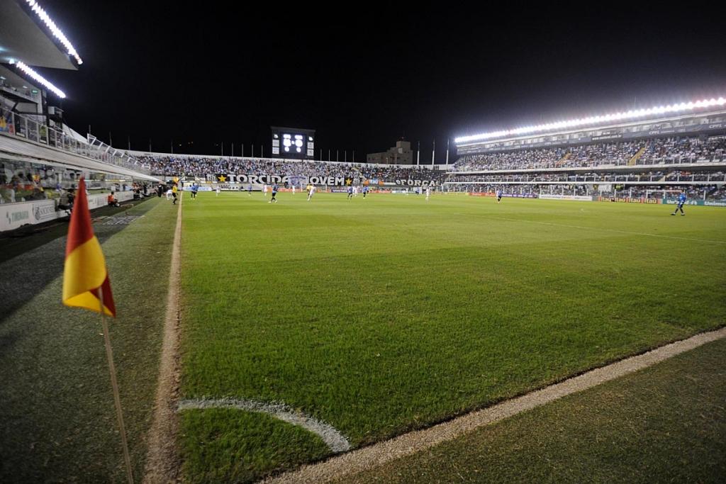 Por decisão da Conmebol, Santos vai jogar duelo da Libertadores na Vila